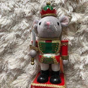 Mouse King Nut Cracker